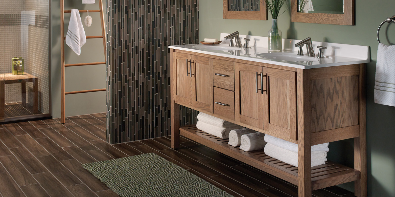 Bertch Bath Vanities - Many collections, Styles and finishes to choose from.Complete line up of Vanities, Linens, Medicine Cabinets, Moldings, Tops and More.....