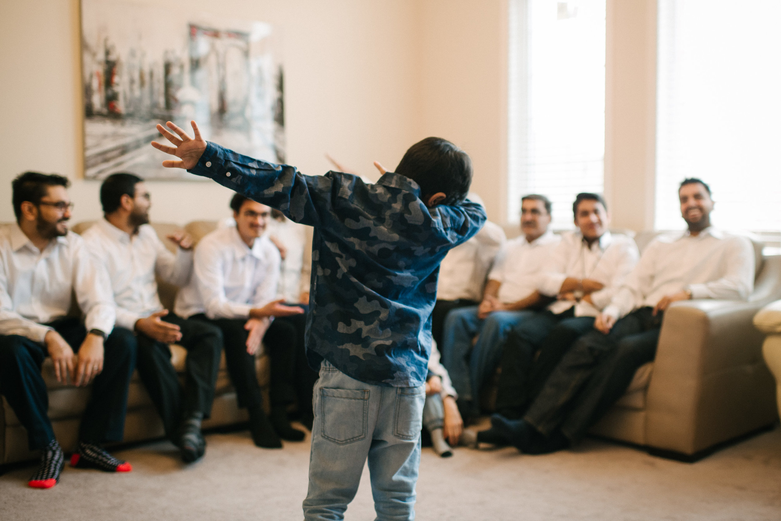 teaching the grownups how to dab: a hopeless endeavour?