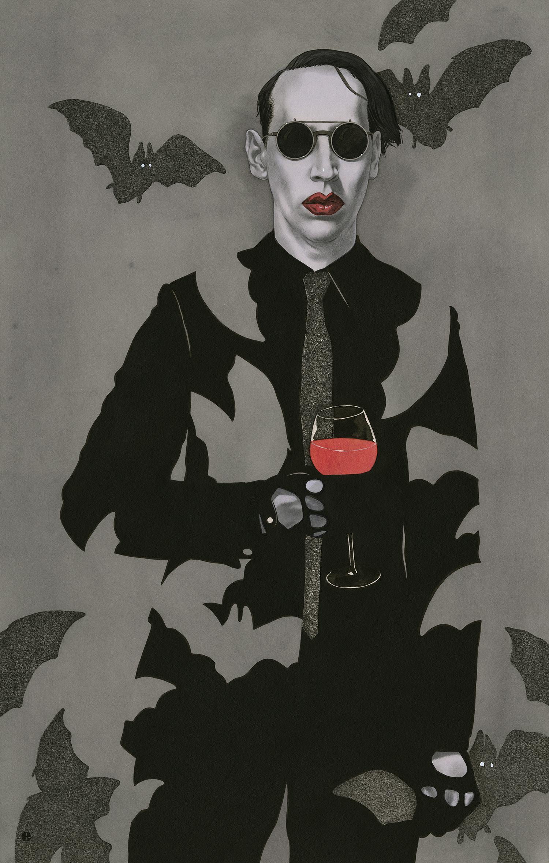 Marilyn Manson, Pale Emperor | Rolling Stone Magazine