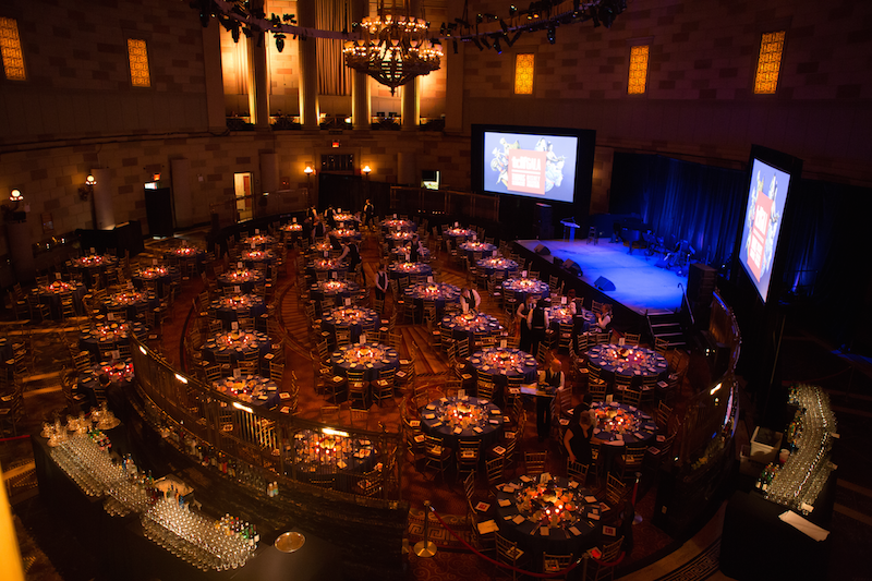 Gala at Gotham Hall