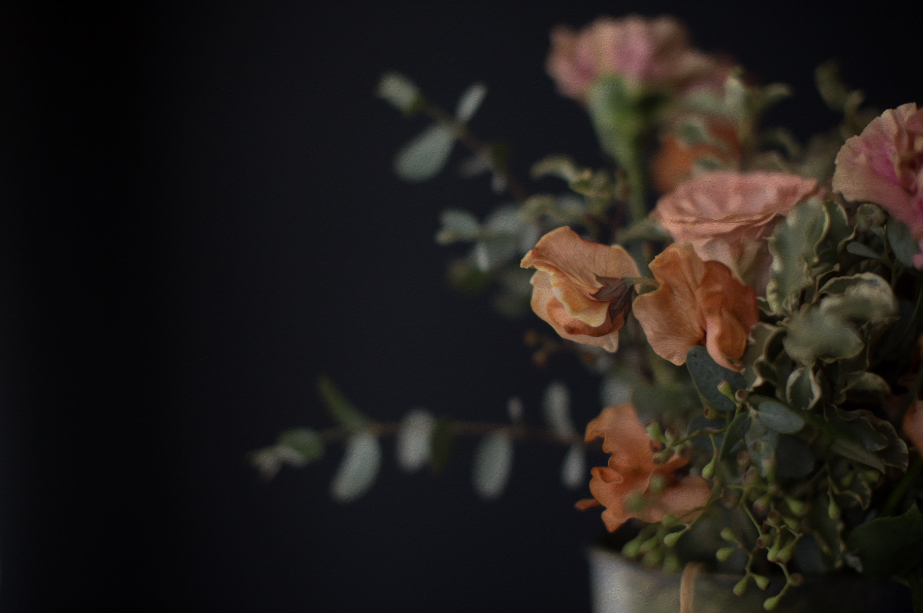 - Thoughtfully curated floral design