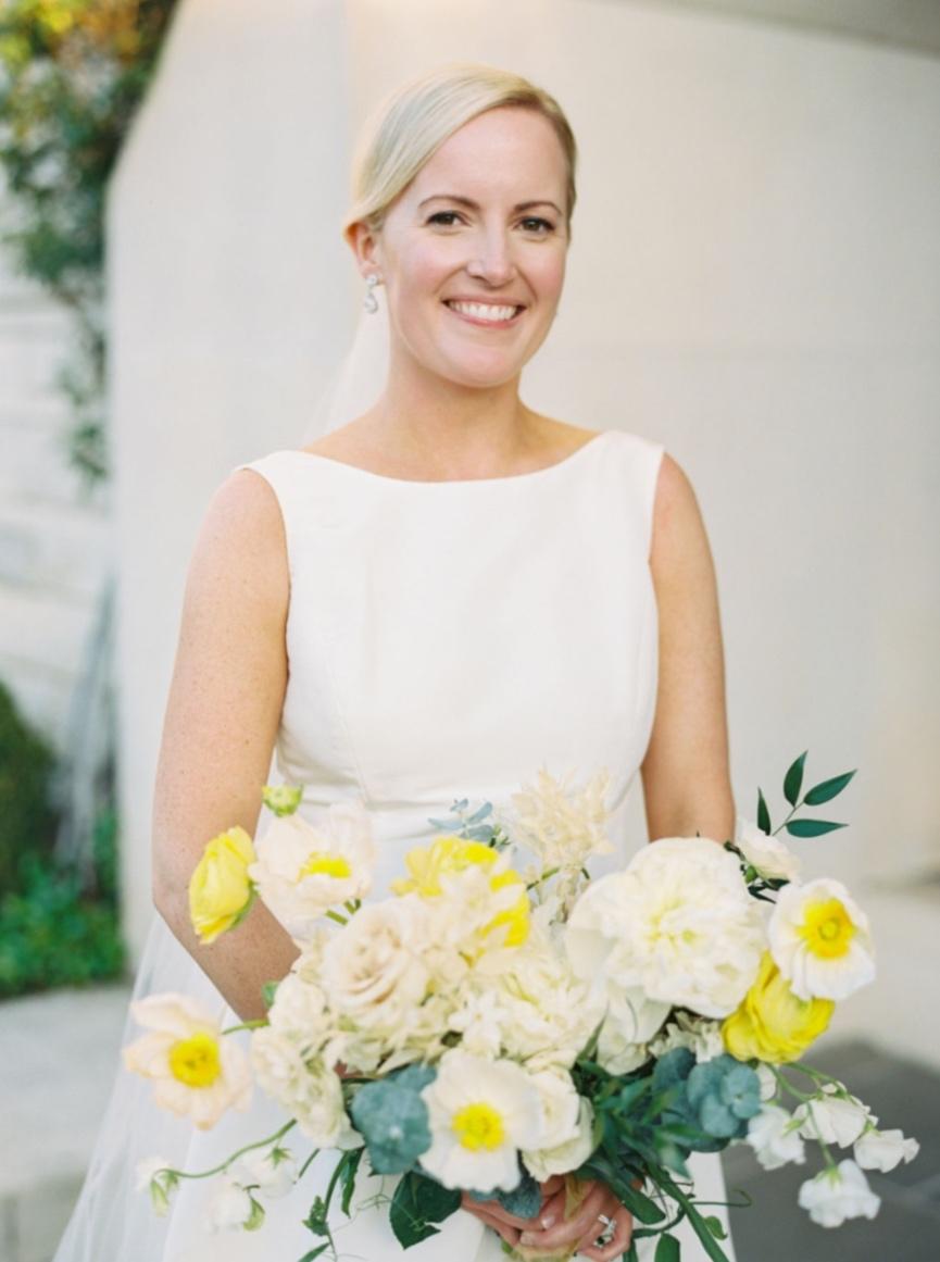 houston bridal bouquet
