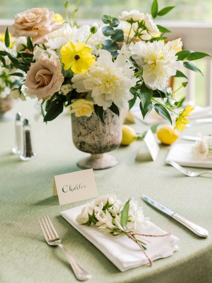 houston texas spring time wedding florist