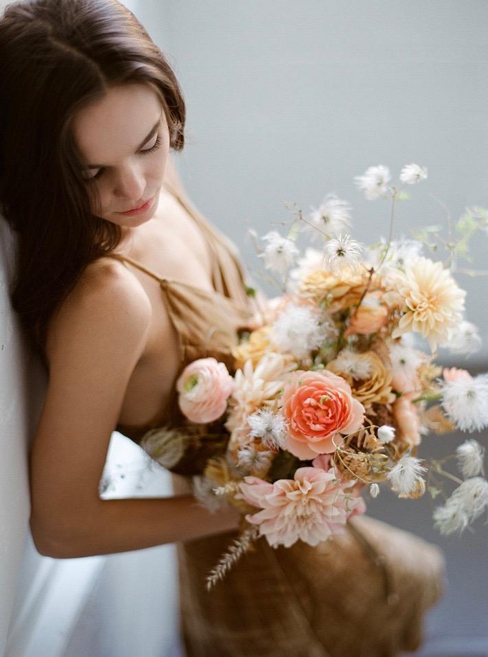 1. The Bridal Bouquet. -