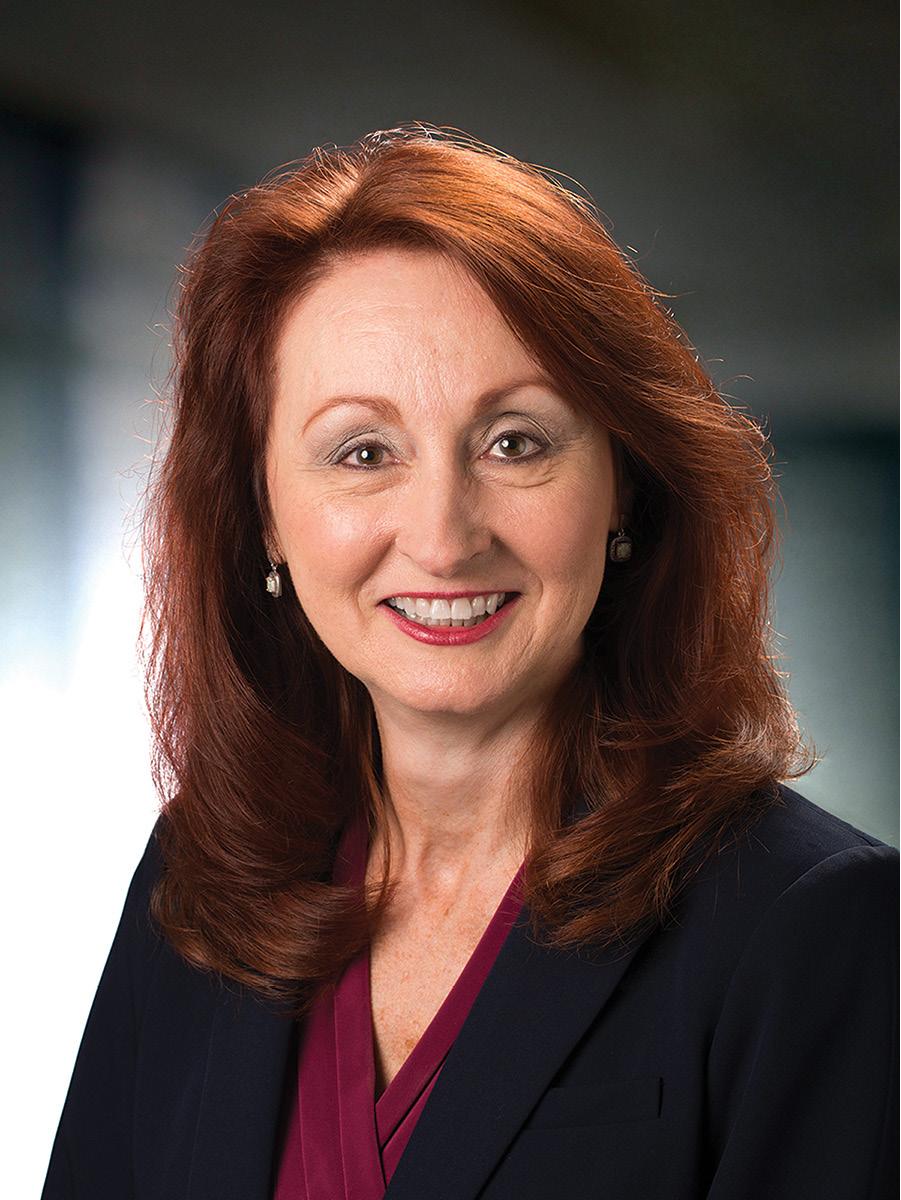 MELANIE KEENAN  Chief Financial Officer