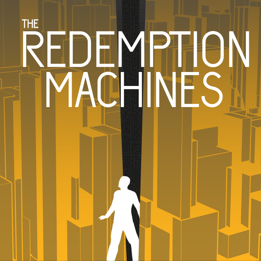 'The Redemption Machines' - The Ulster Folk, No.11 - Summer 2013