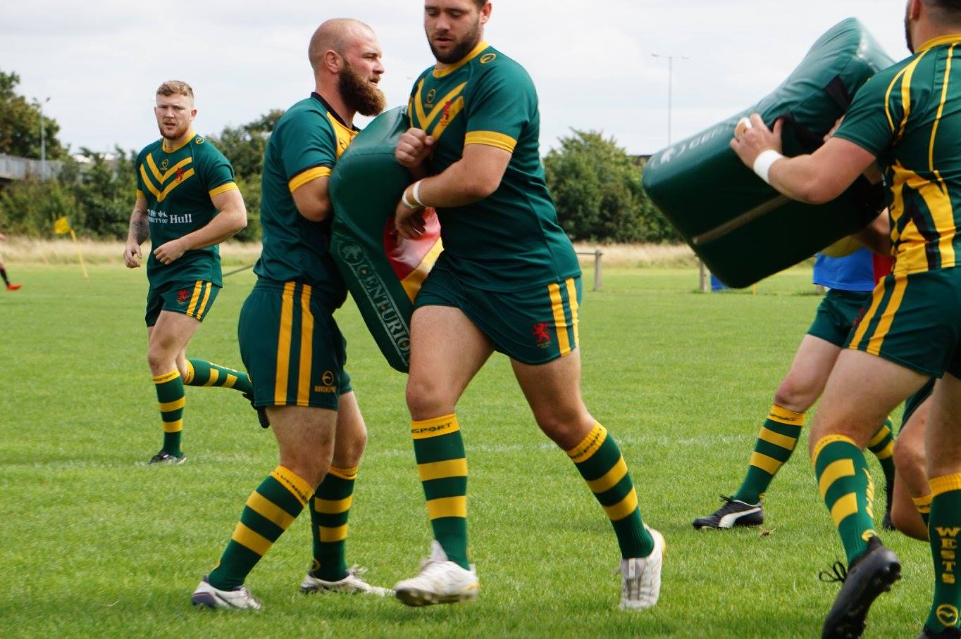 Longhorns take on West Hull this Sunday at North Road