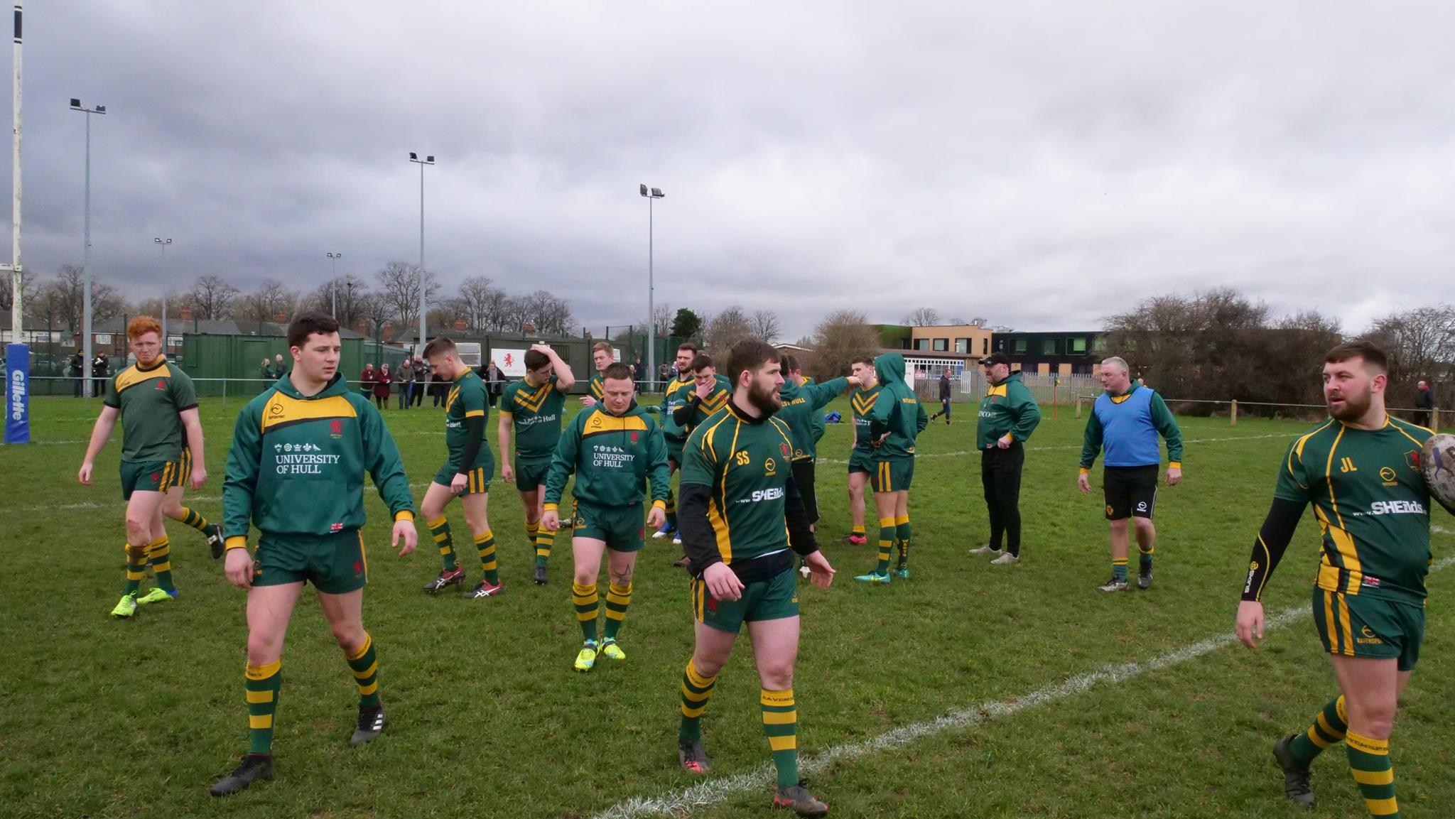 West Hull lose out to Askam