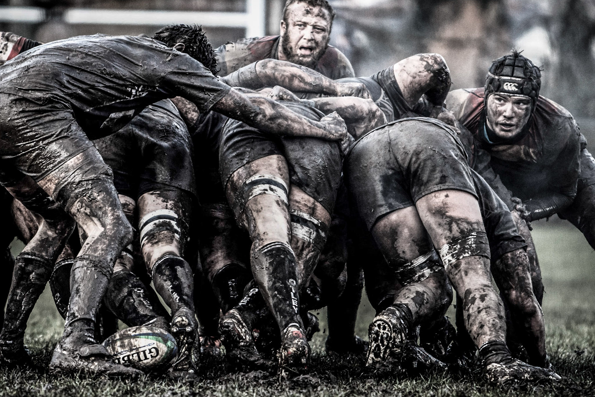 Photo: The Scrum by ickledot