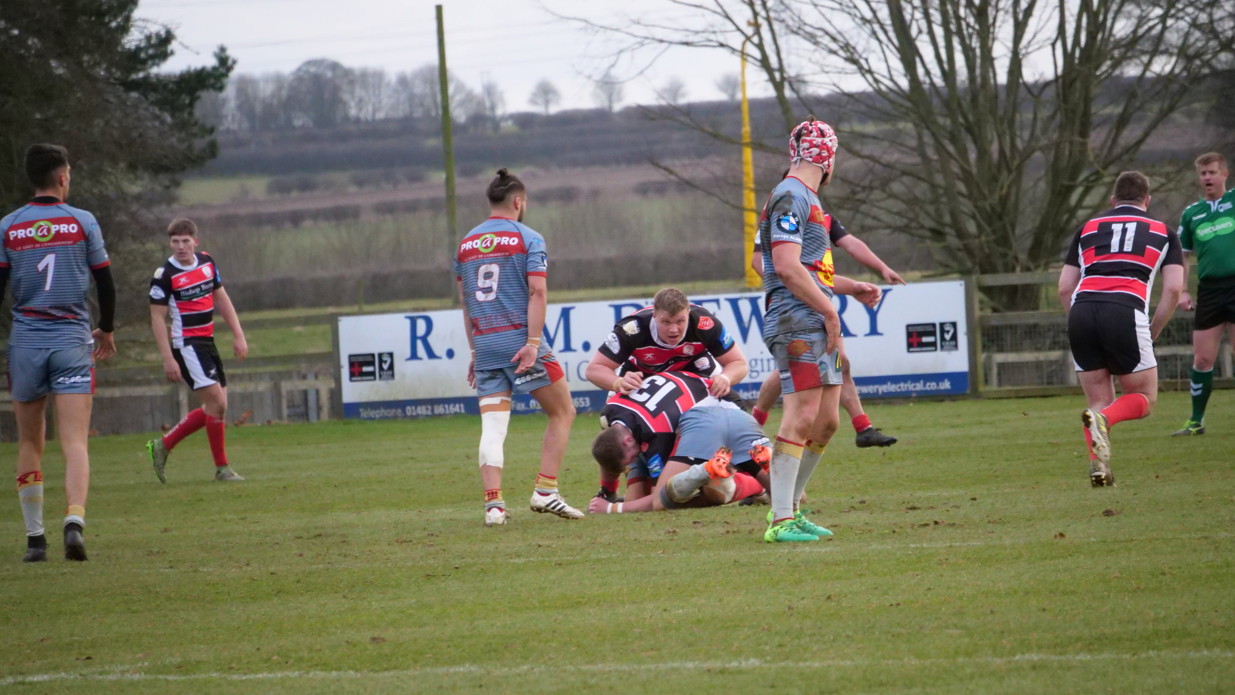 The Catalans big win over Hull was captured by GRM