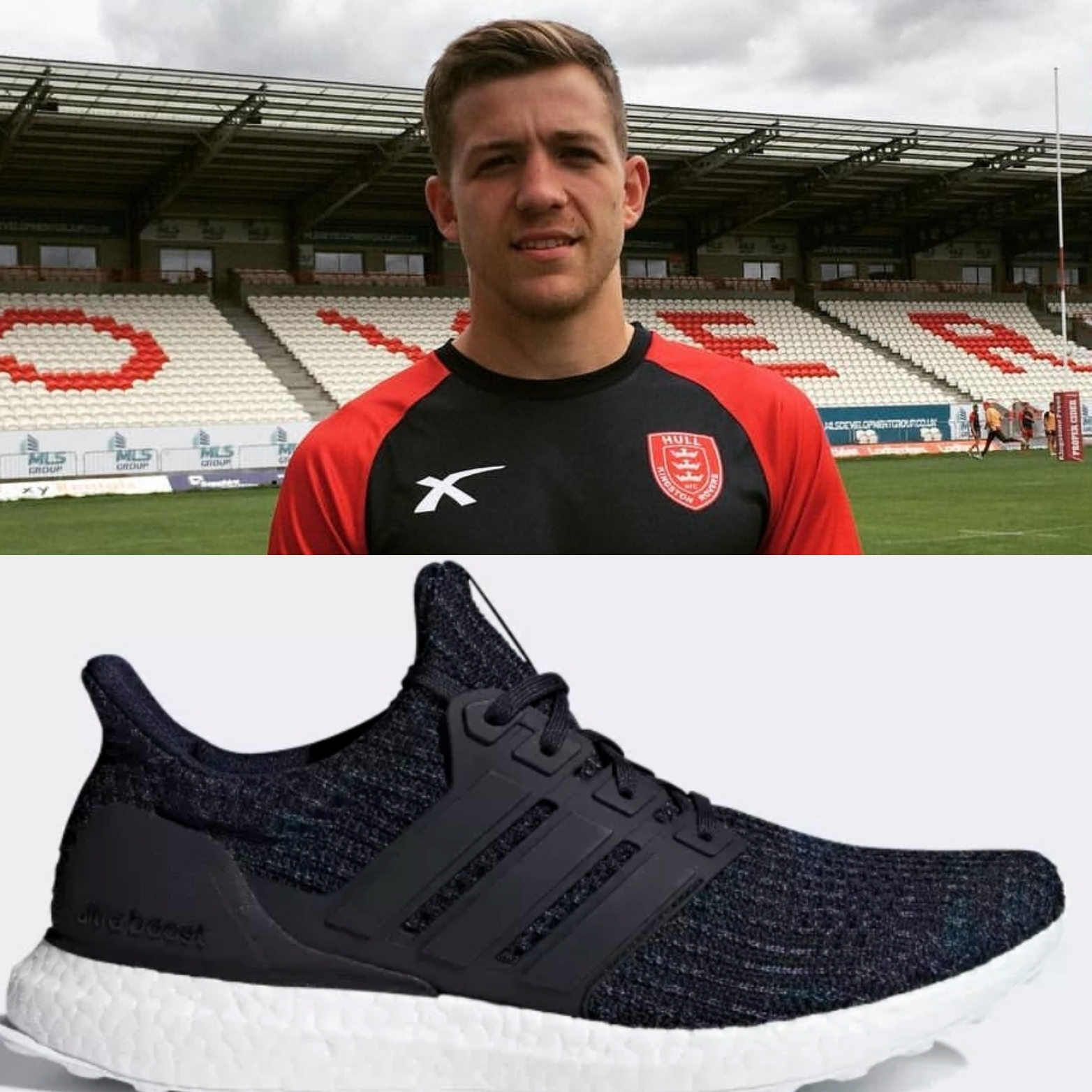 What a season Atkin has had on the field, but what do you think of his choice of footwear off the field?