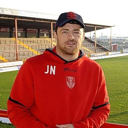 Jason Later signed for Hull Kingston Rovers where he played the majority of his career.