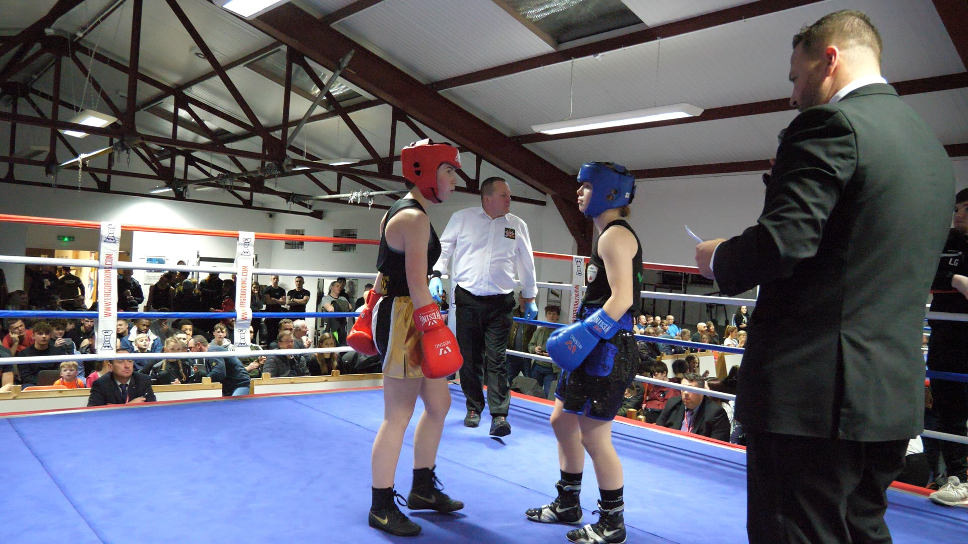 Our first video of GRM season 3 will feature Ellie Tennison of City of Hull Boxing Club v Neve Taylor Dilks of Freedom Boxing Club. Our undercard bout for this feature will be James Whatnell v Mathew Featherstone