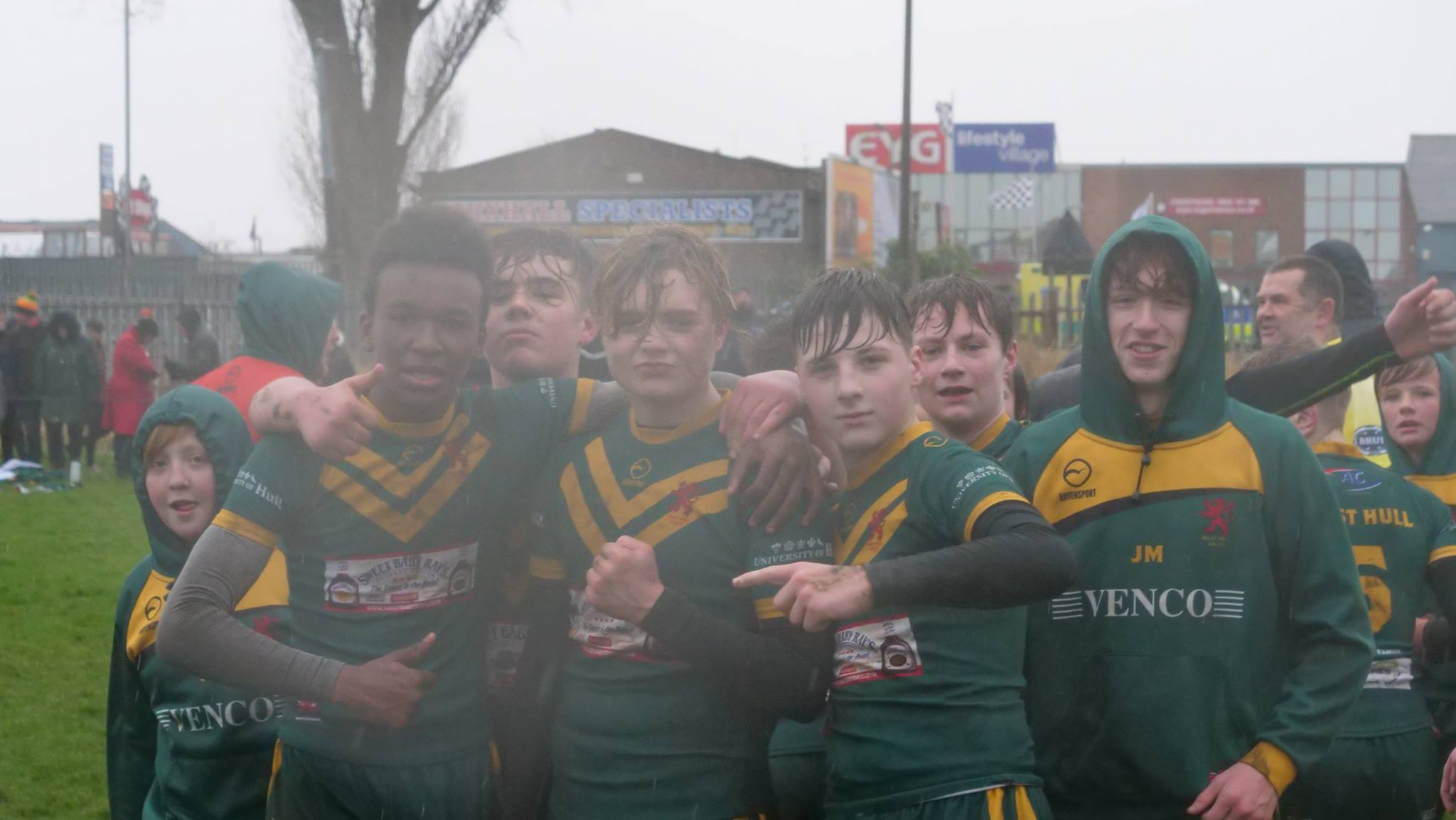 We have covered Glyn's junior teams several times, follow the link below to watch them in action!
