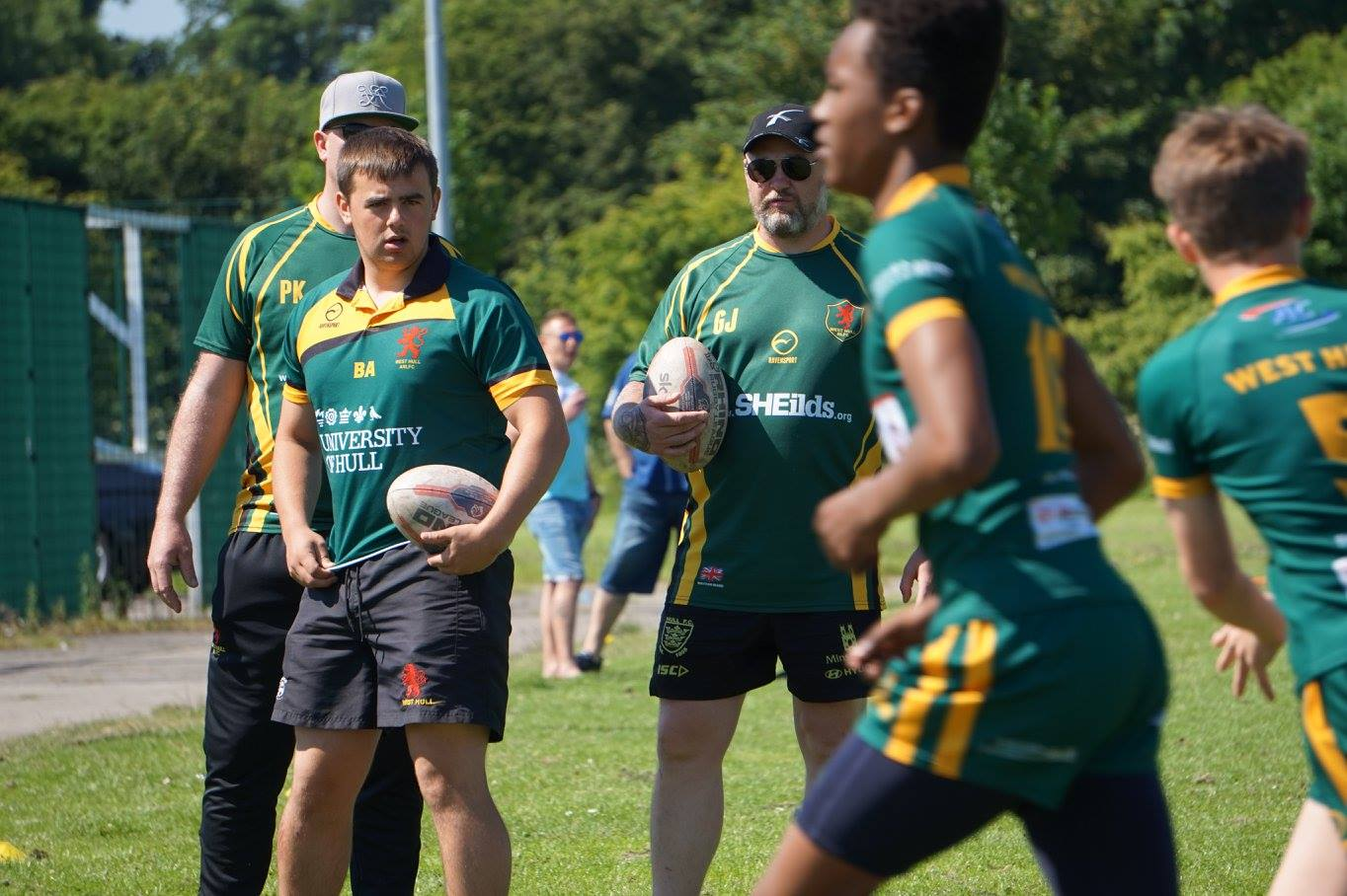 Following a fruitful amateur rugby career in, Glyn Jones has coached for 10 years.