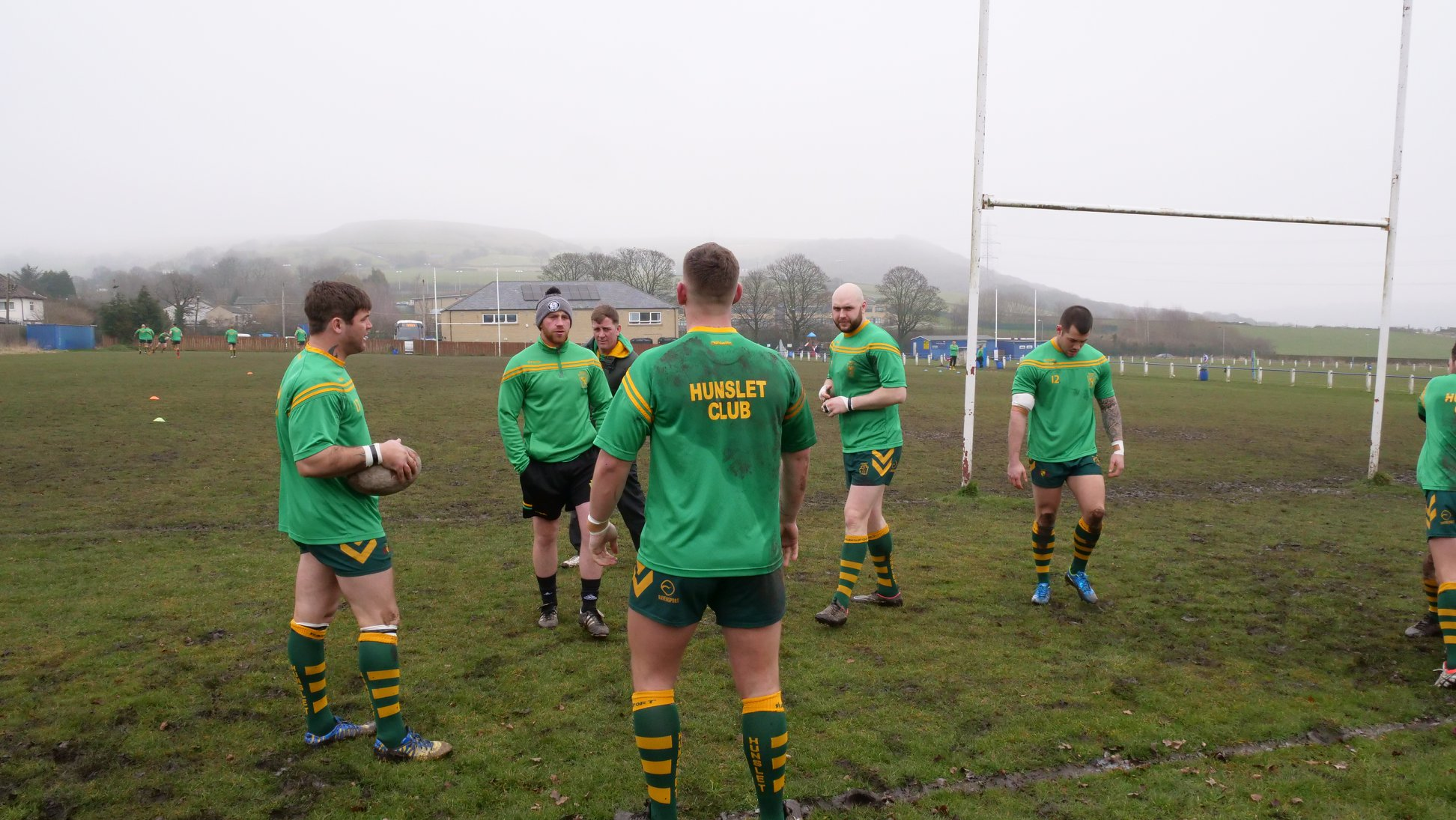 You can watch Hunslet Club parkside in action by following the link at the end of this article.
