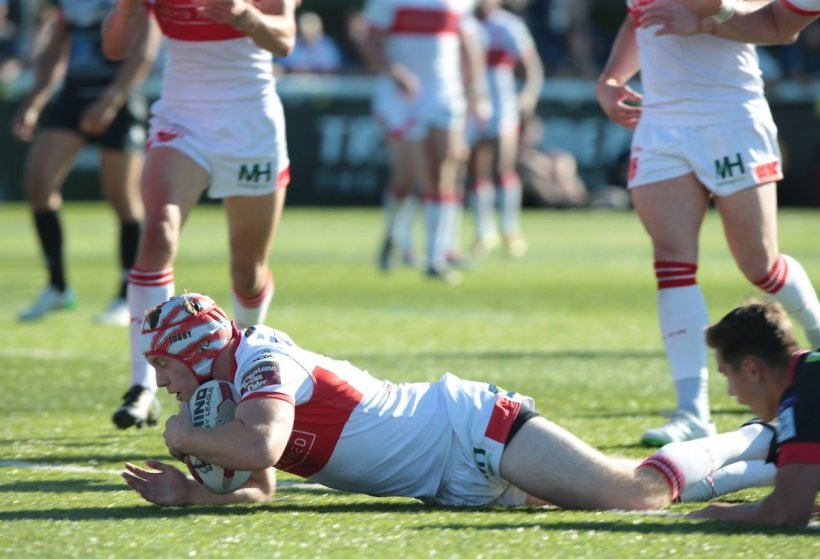 Will Jubb Scored against London Broncos on his professional debut