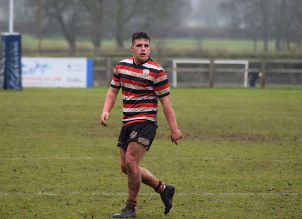 Rob played Academy rugby before completing at U19 level with City of Hull Academy and joining Loughborough University