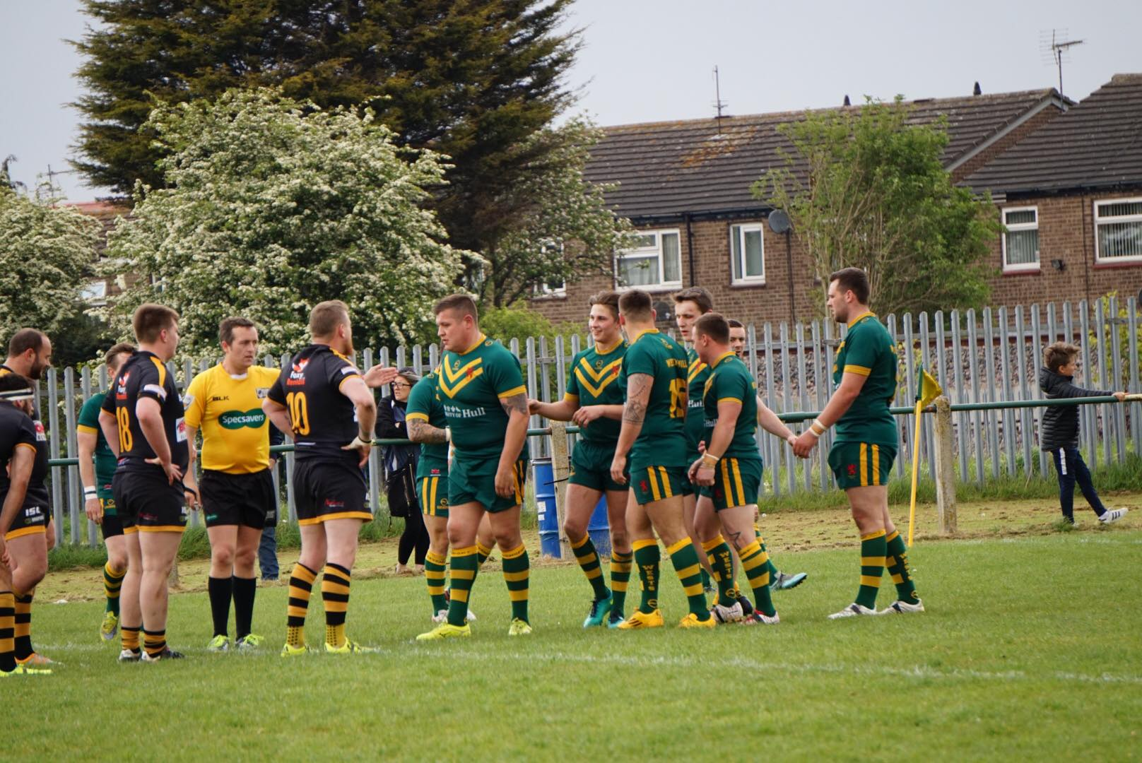 Skirlaugh are set to play West Hull in the BARLA CUP quarter final.