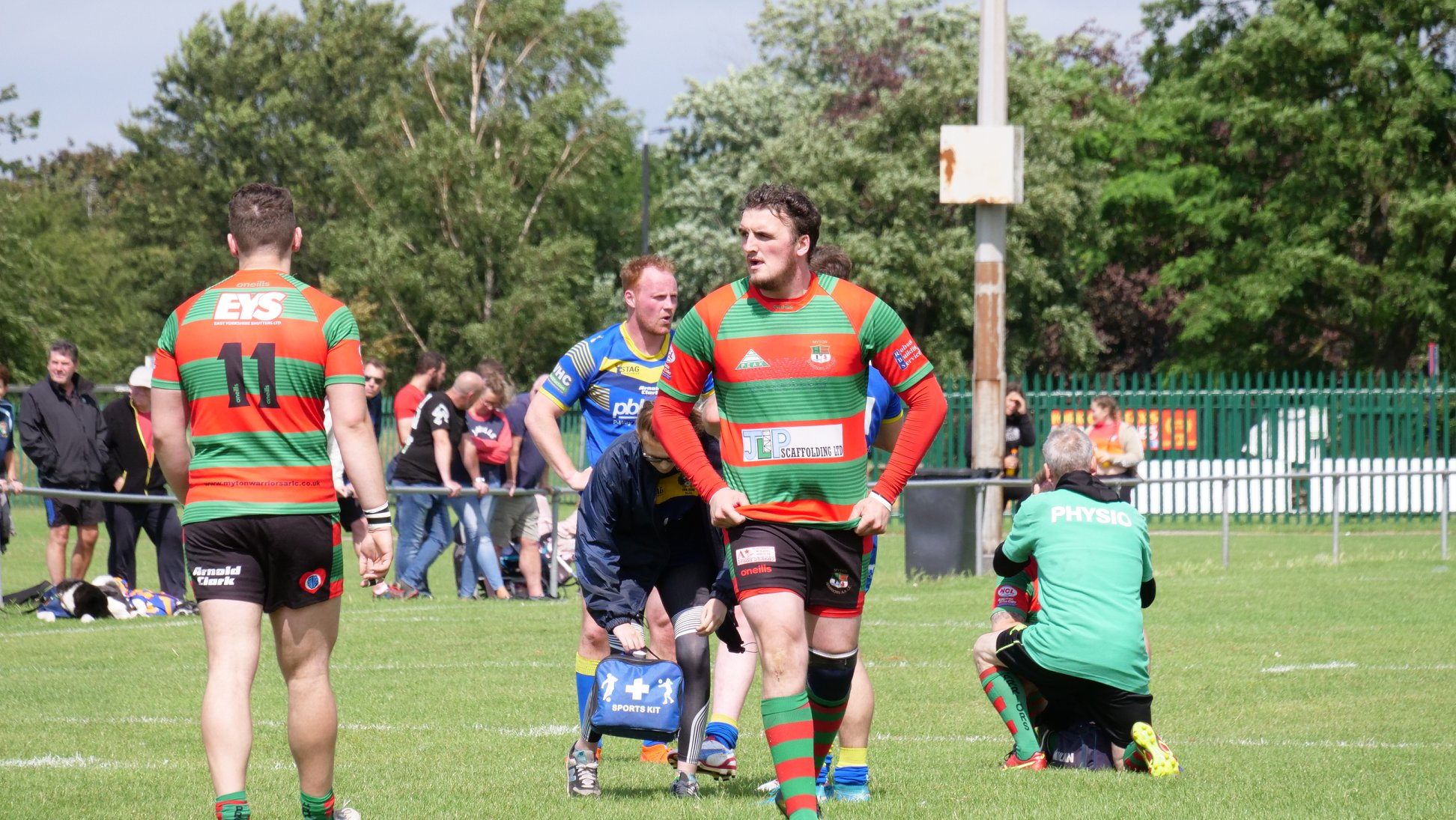Myton Warriors find their Mojo