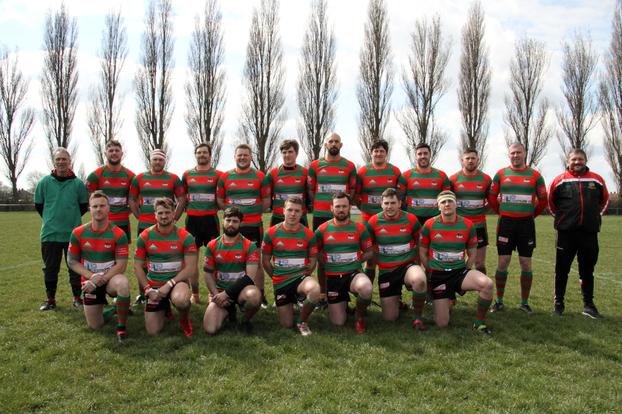 Myton Warriors back to top form?