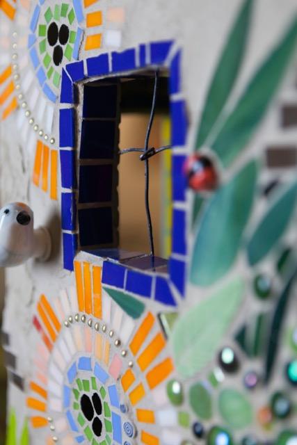 Gardner's Cottage window detail