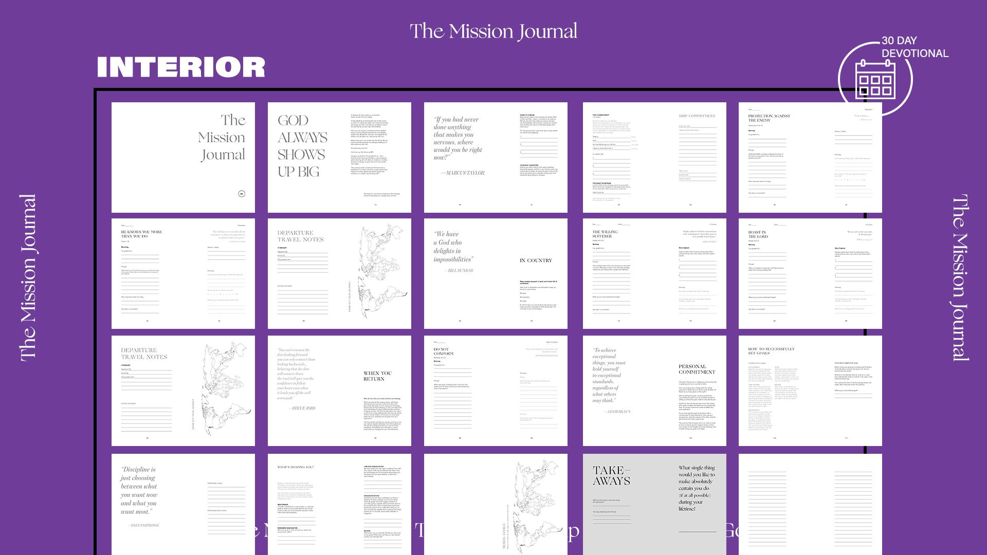 Mission Trip Journal30 Day Devotional Mission Journal Interior.jpg
