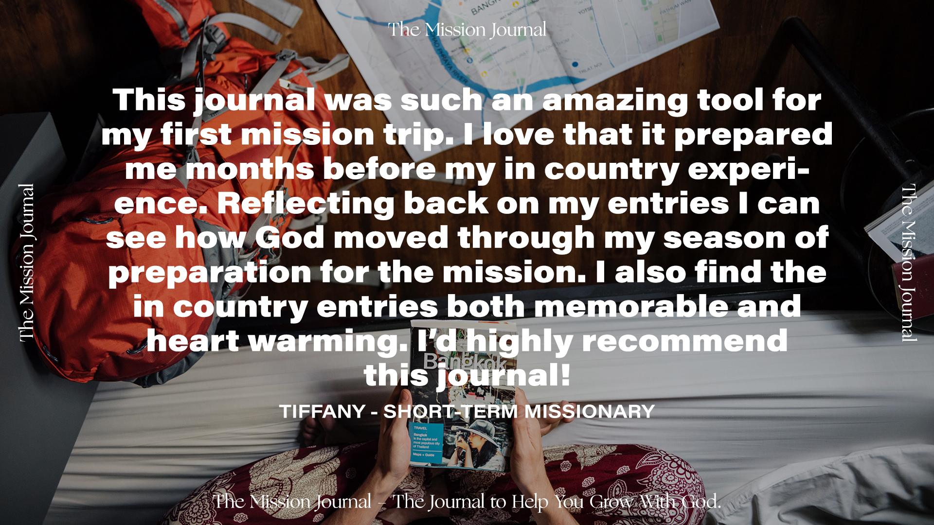 Mission Trip JournalMission Trip Journal Testimonial.jpg
