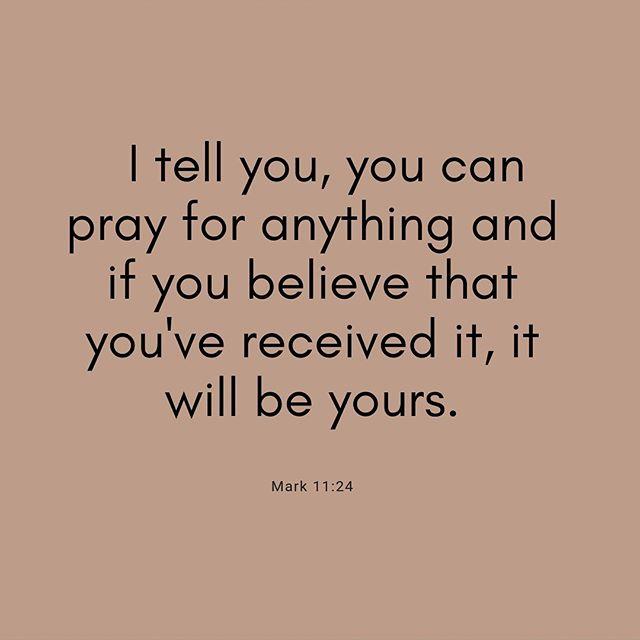 Amen! 🙌🏼