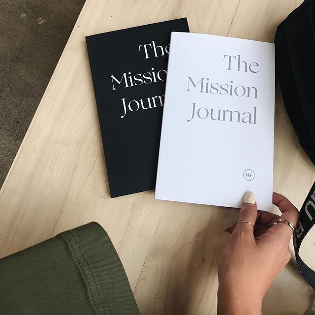 Here are our 2 journals for short term trips. Our 5 month journal (the black one) is best for teams with a longer preparation time. Our 30 day devotional (the white one) is great for teams who love devotionals for everyday! Each of our journals are so unique and are the perfect addition to any trip! Pick yours up today ✔️.