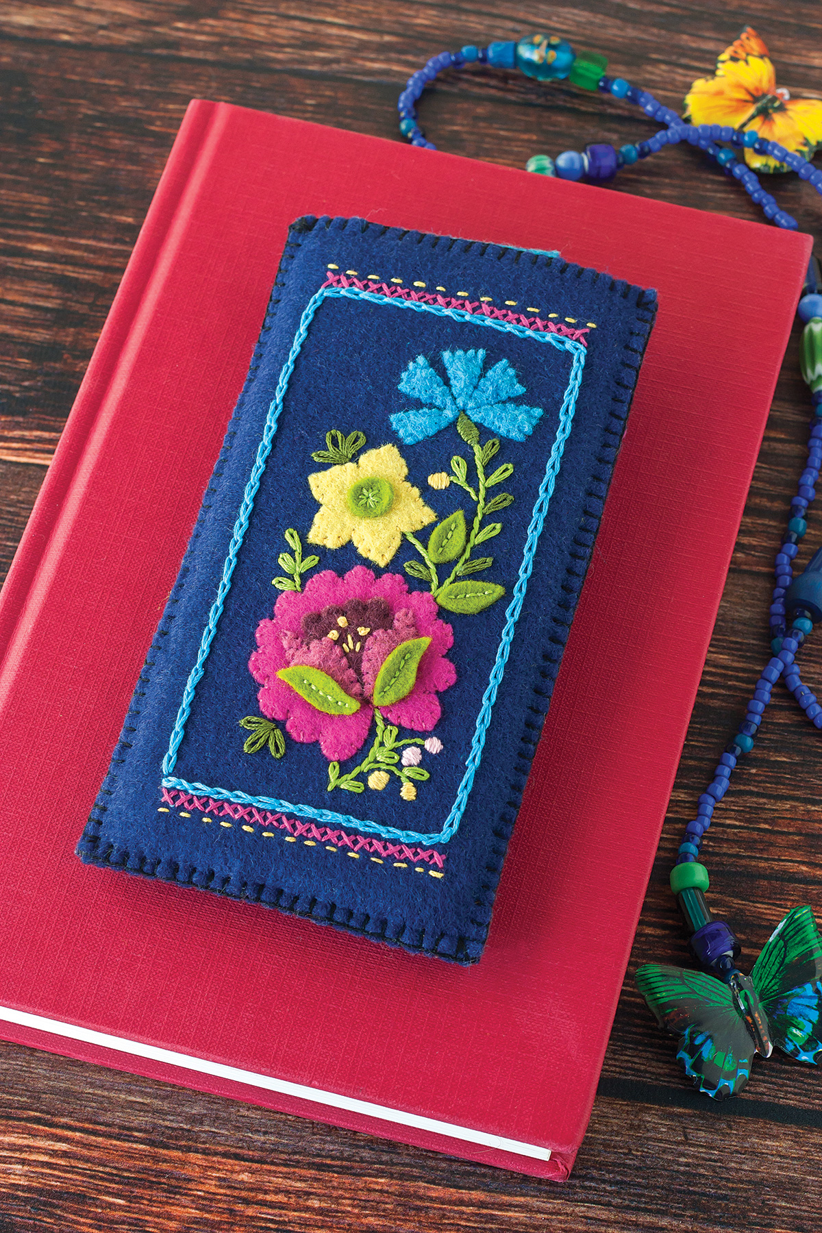 Folk Floral Phone Case