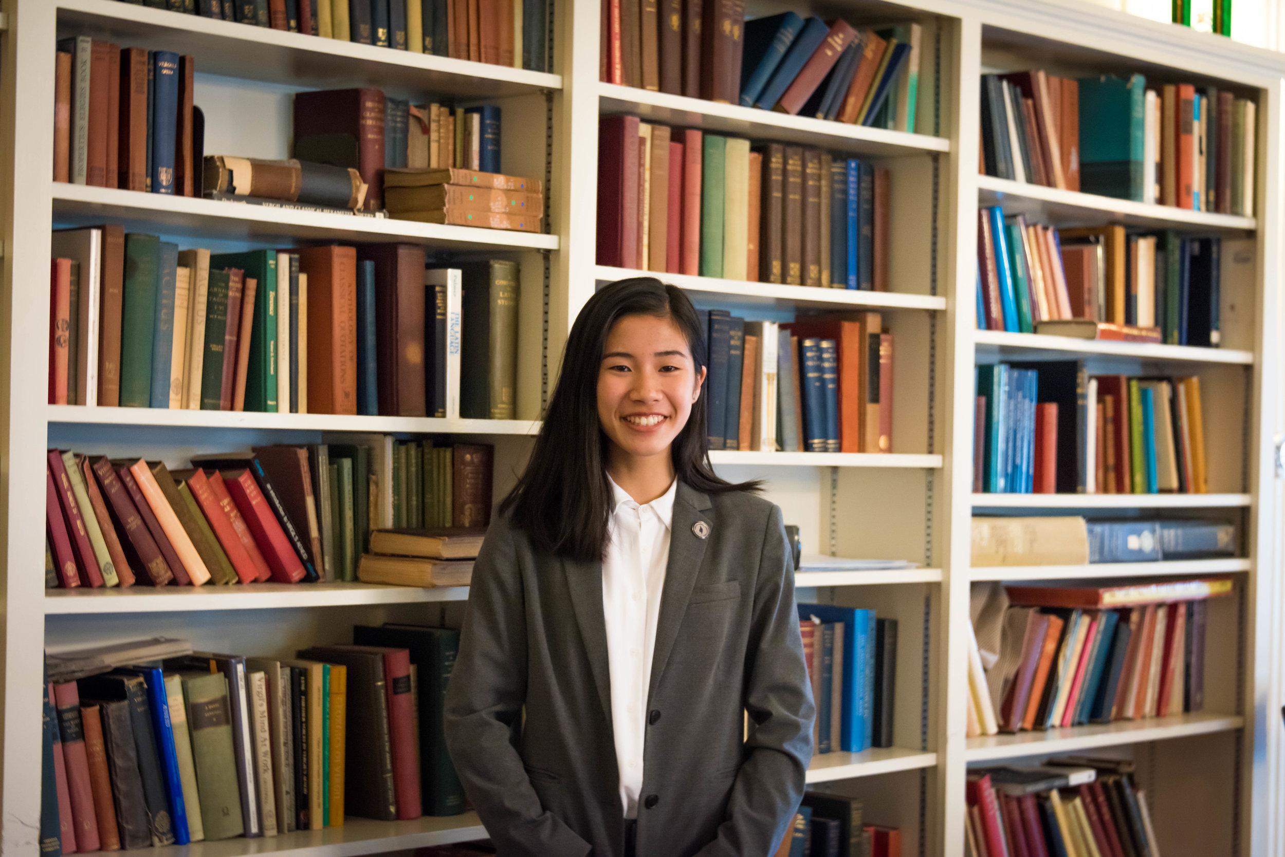 Alana Yang '21,<br>General Associate