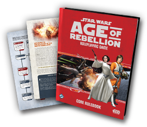 Star Wars: Age of Rebellion Core