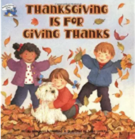 Thanksgiving is for Giving Thanks