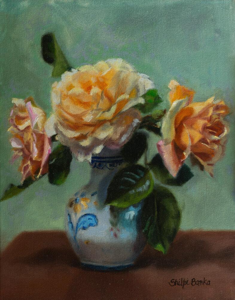 Roses from Bob's garden