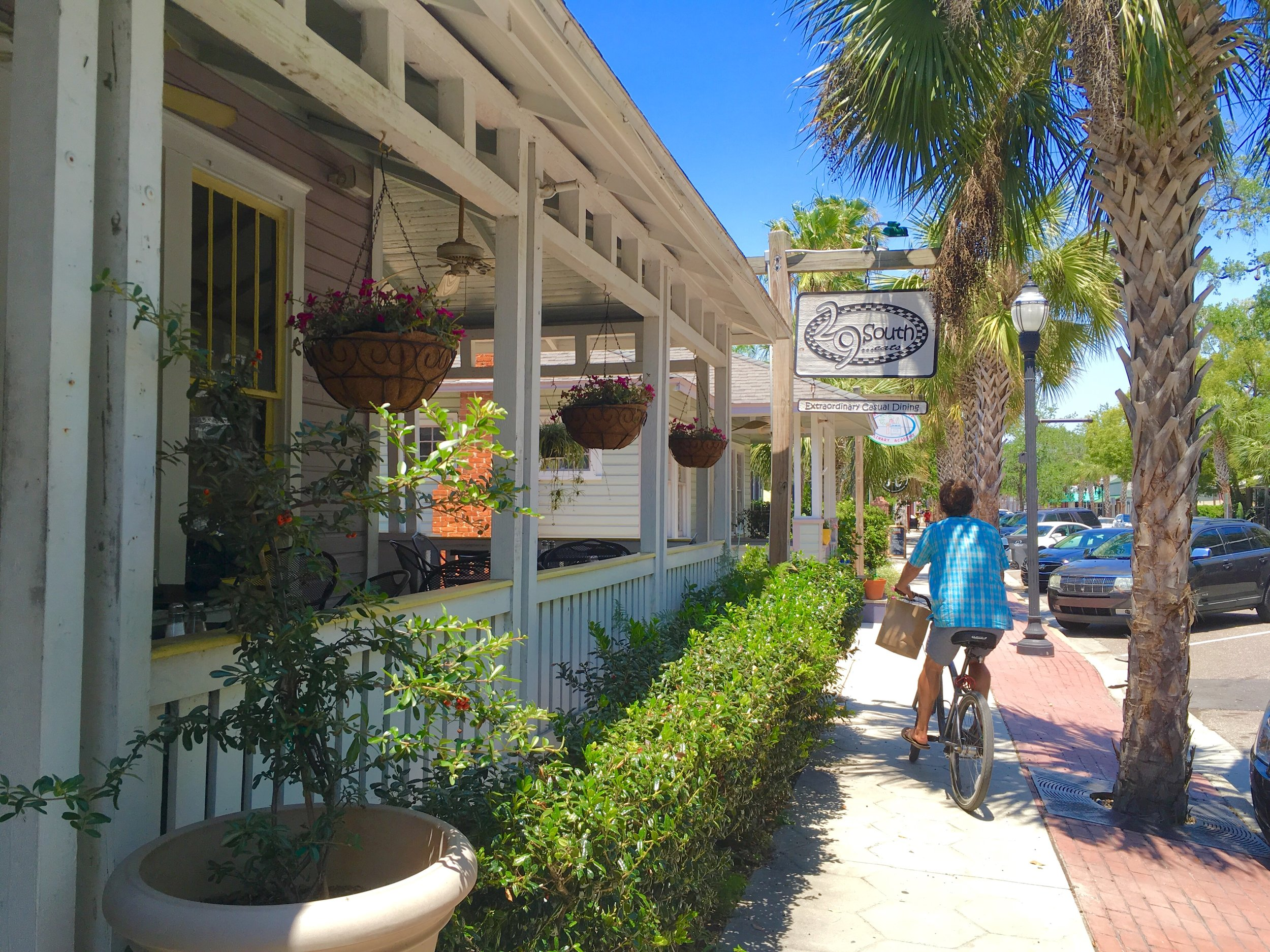 29 South is a located at 29 South 3rd. Street in historic Fernandina Beach, Florida.