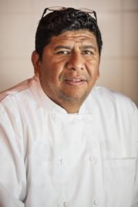 Chef de Cuisine Jose Salome  photo credit: Steve Leimberg