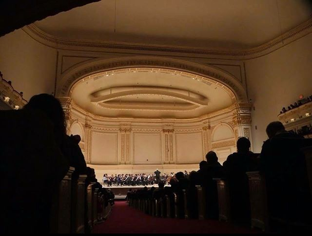 You could say that I miss this a lot. #nysos 🎵🎻❤️