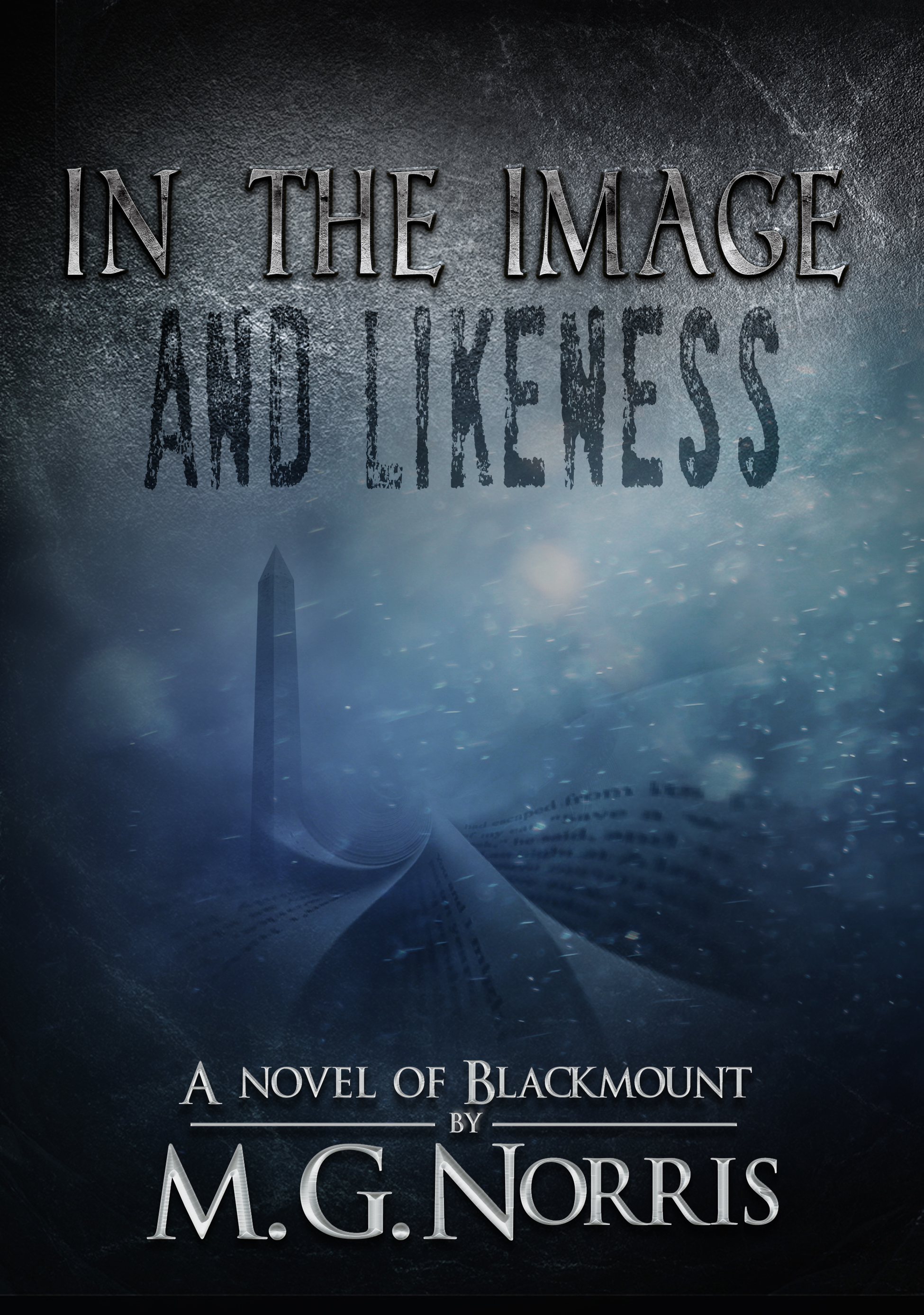 Blackmount Book 3 -In the Image and Likeness  release date - tbd