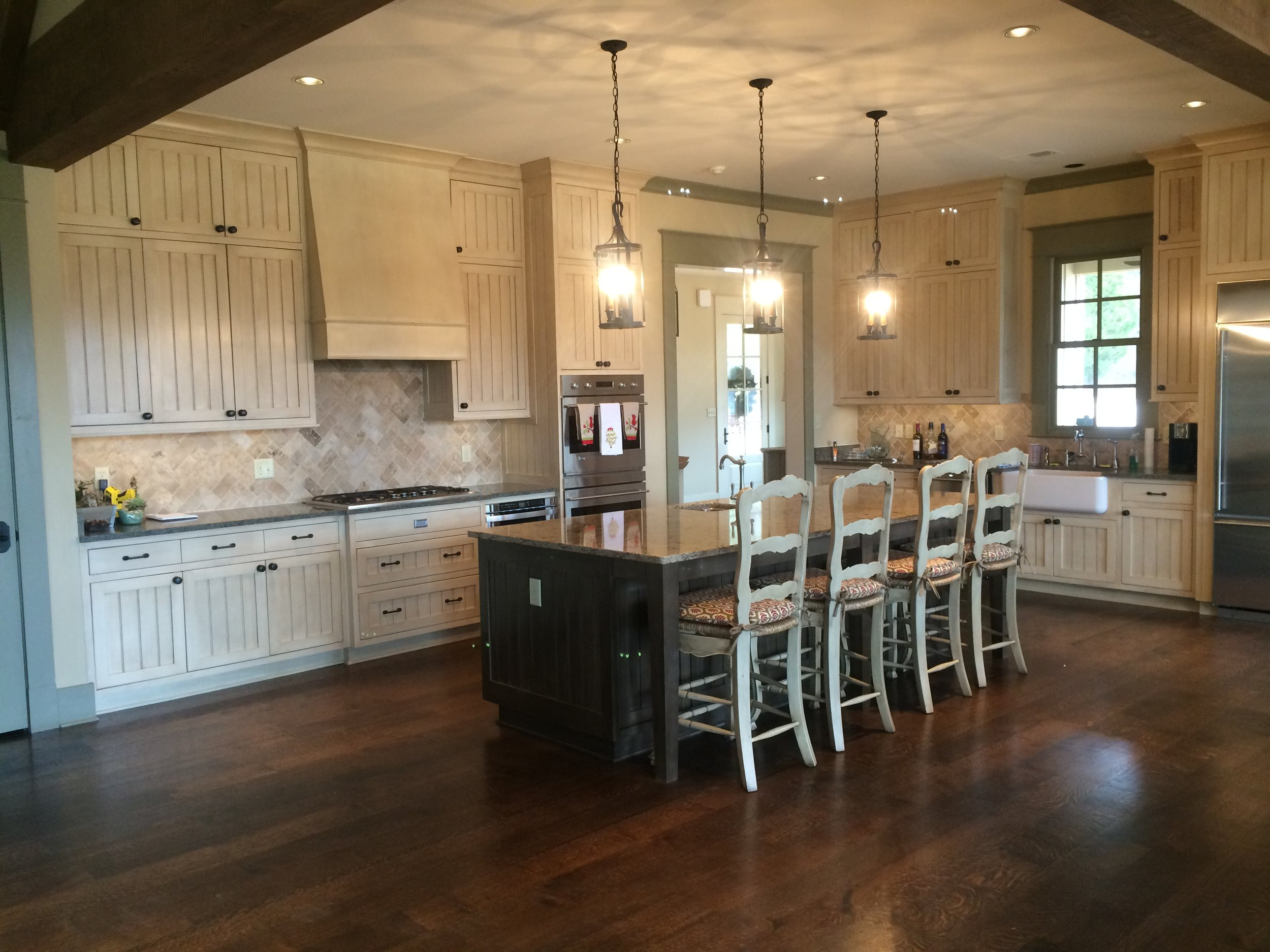 """It was imperative to find a quality builder we could trust to build our farmhouse as if it were his own. Lowell went beyond our expectations. The quality of the craftsmen he employs are second to none. "" - Harry O."