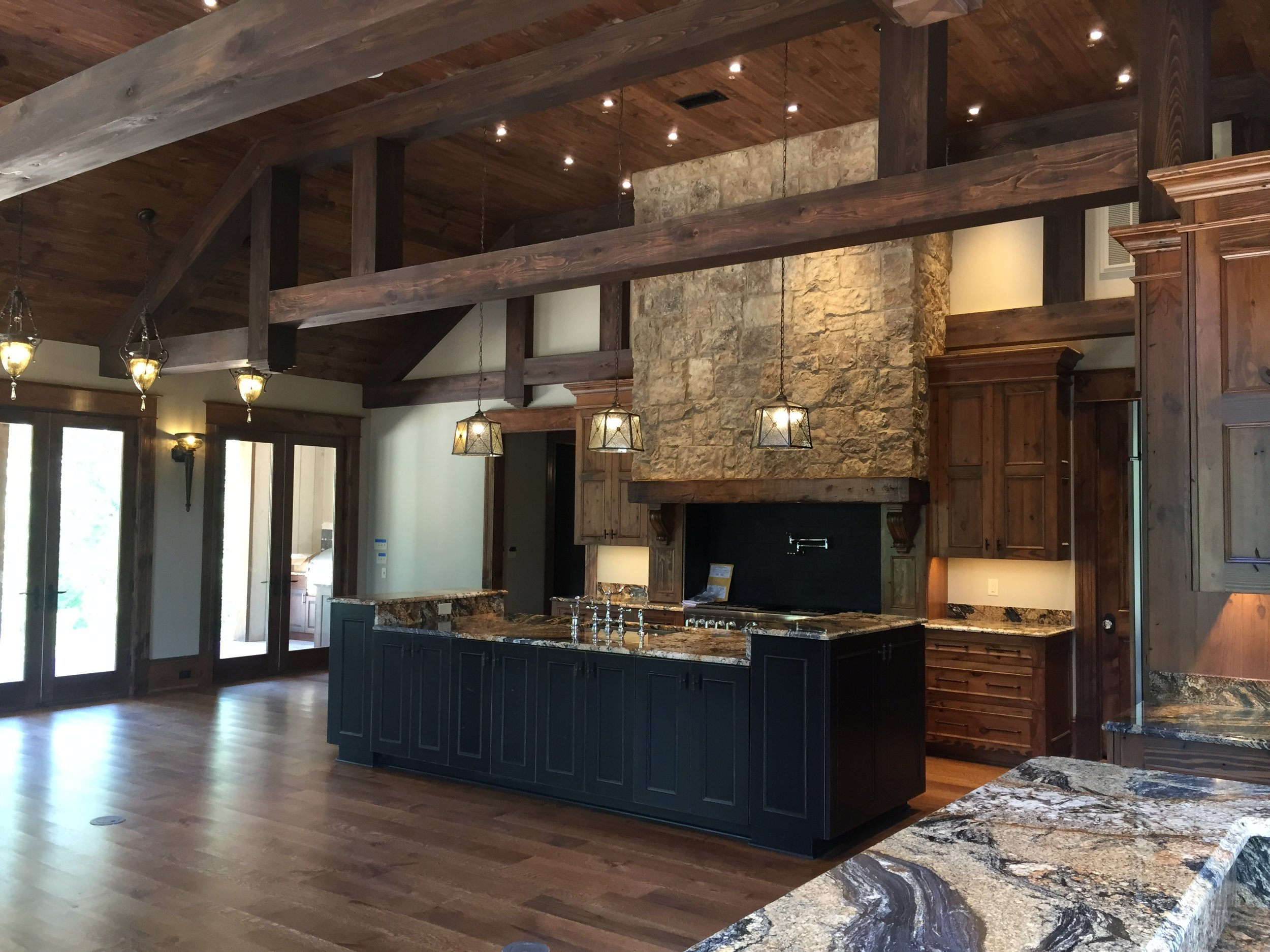 """""""Lowell Hays Construction exemplifies elegance, perfection, and style. """" - - Sheila H."""