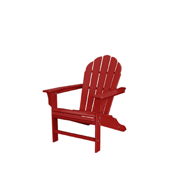 Red Chair $300 (or $25/mo) -