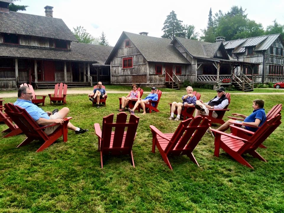 Community day at great camp sagamore! -