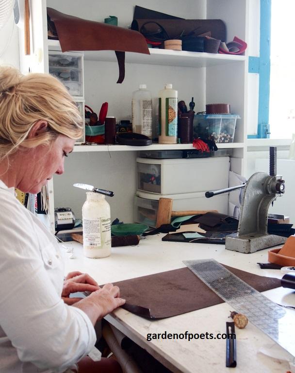 Handmade leather goods Ireland