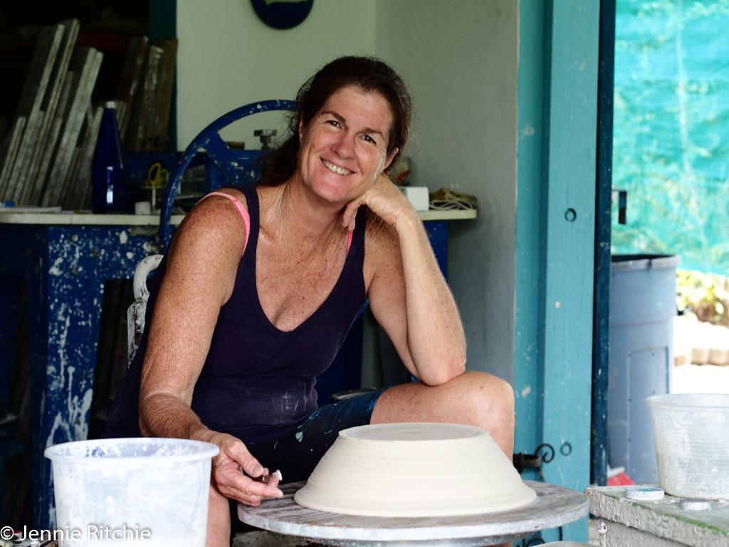 Nancy Nicholson. Portrait photo by Jennie Ritchie.