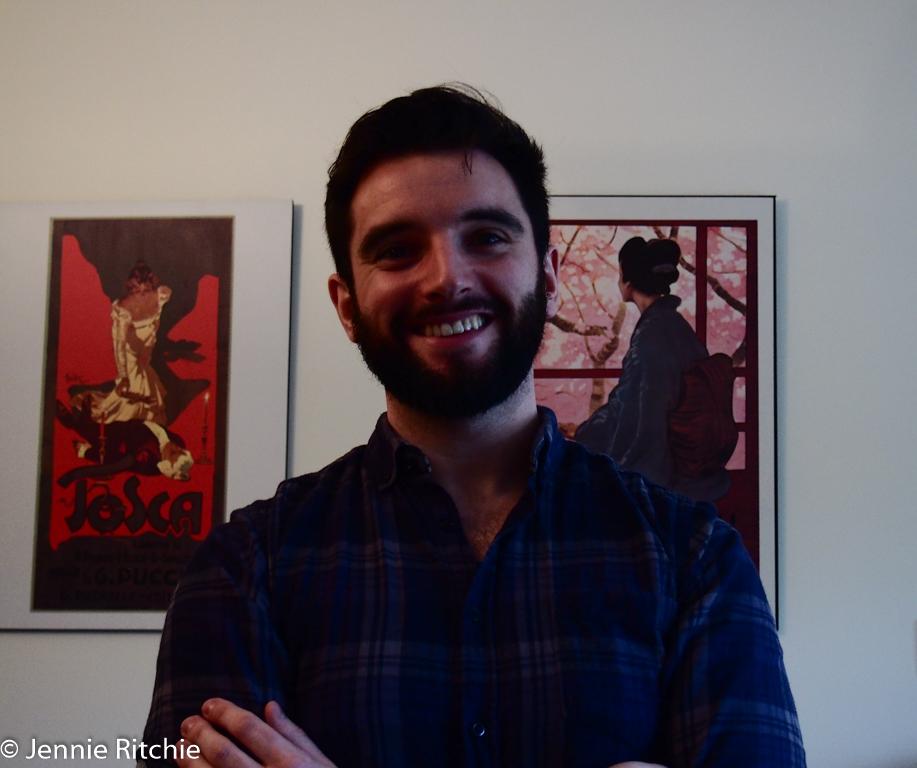 Ben Hennessy, illustrator, Dublin.