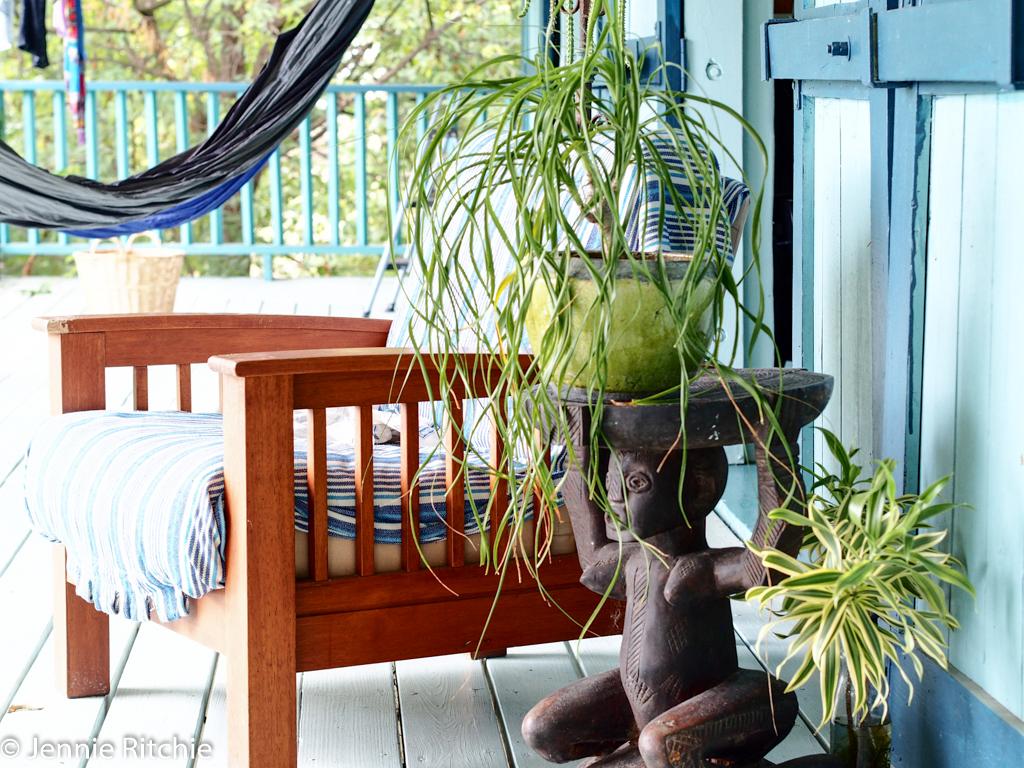 Caribbean verandah