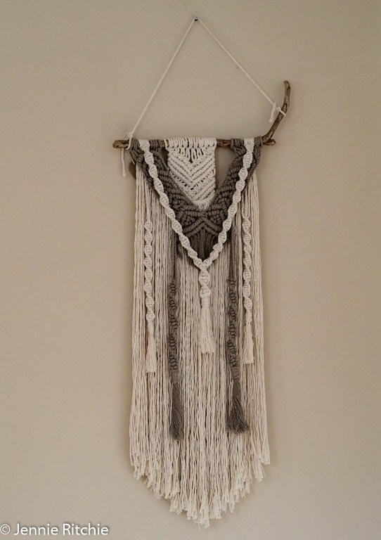 Wall hanging by Grà agus Sonas Creations