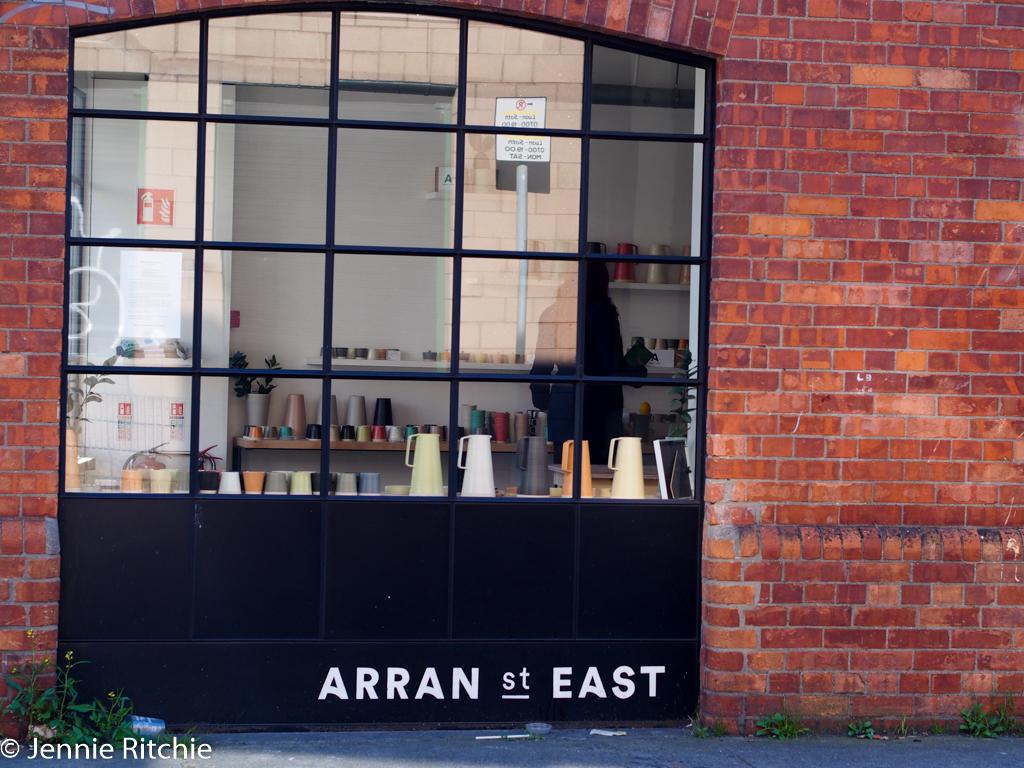 arran street east interview