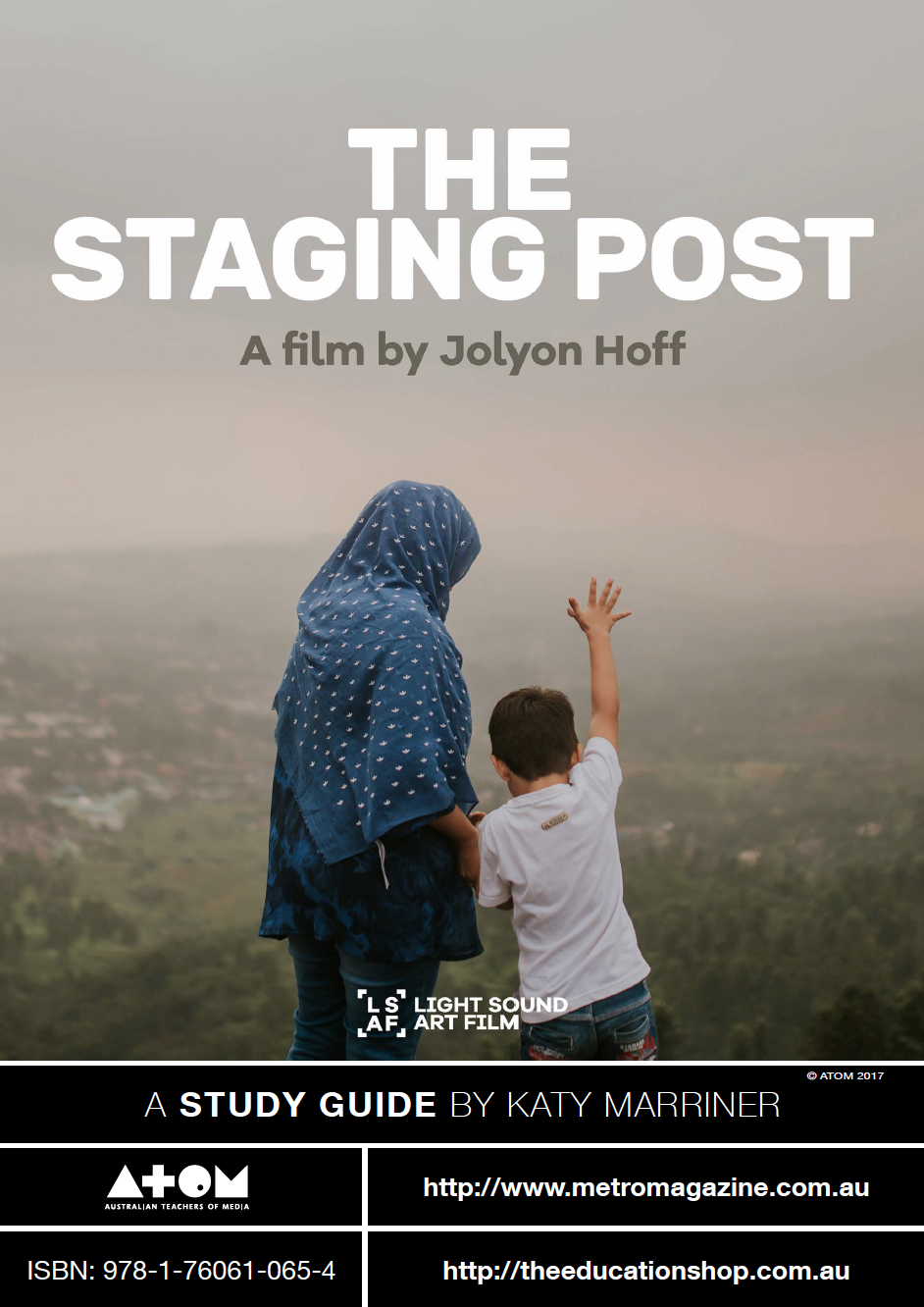 The Staging Post Study Guide